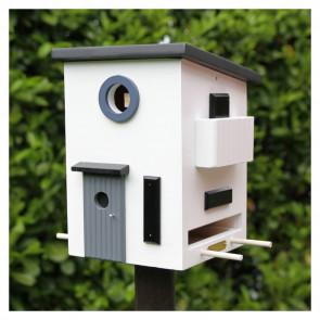 Vogel/voederhuisje - Multiholk Funkis