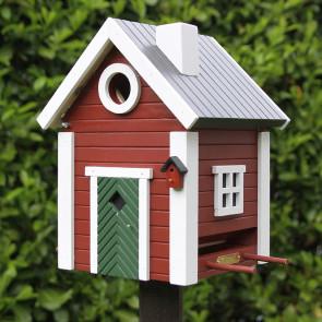 Vogel/voederhuisje - Multiholk Torpet