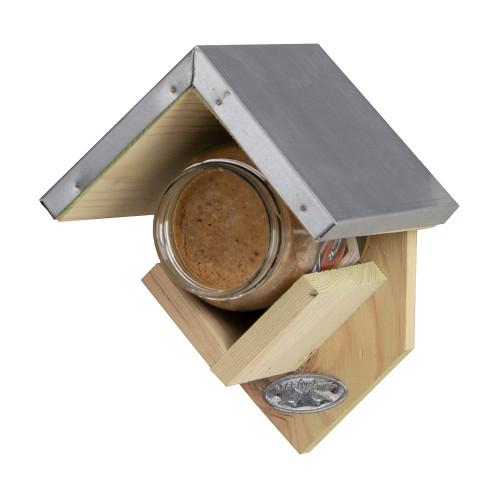 Cadeaupakket - Pindakaashuisje + pindakaaspot