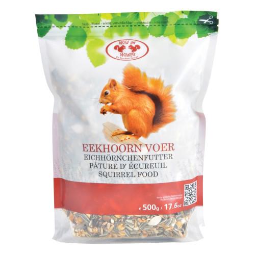 Eekhoorn voedsel - 500 gram