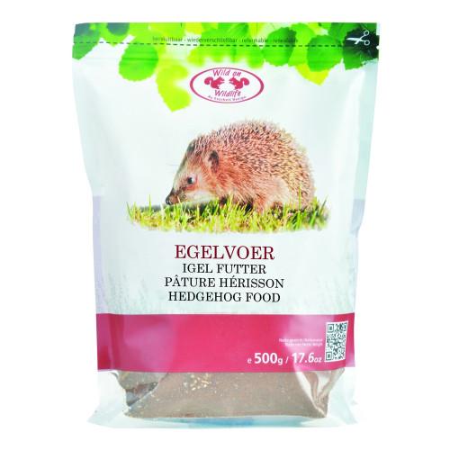 Egel voer - 500 gram