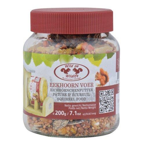 Eekhoorn pindakaas - 200 gram