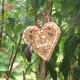 Vogelzaad - hart sfeer